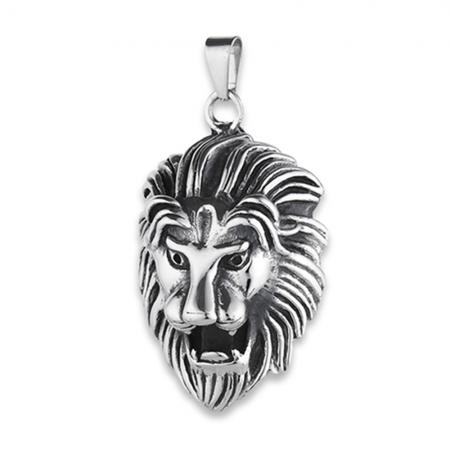 Liberal Lion Pendant